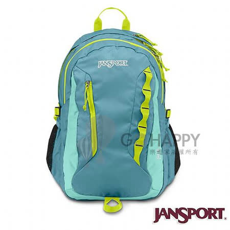 Jansport 32L 簡約舒適電腦後背包(海灣藍)