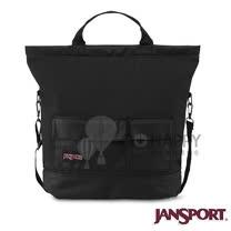 Jansport 38L BRODERICK 15 校園肩背包(爵士黑)