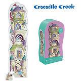 【美國Crocodile Creek】大型地板拼圖系列-高塔公主