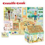 【美國Crocodile Creek】建築造型盒拼圖系列-寵物店