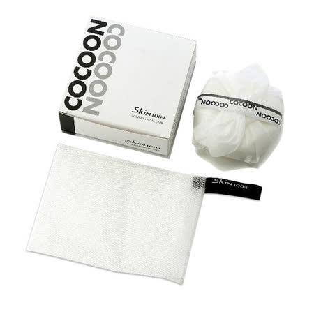 韓國 Skin1004 天然蠶絲蛋白深層毛孔潔面皂 (1入/附發泡網)
