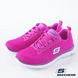 SKECHERS (女) 流行運動鞋 彈力吸引-11729PKPR