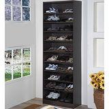 赫斯提亞十層超大容量鞋櫃