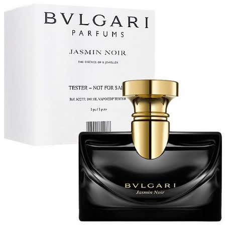 BVLGARI 寶格麗 夜茉莉女性淡香精 100ml-Tester包裝