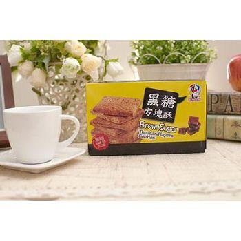 活力家族 黑糖方塊酥 200g/盒