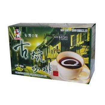 佳洲 台灣古坑二合一咖啡 (216g)12g*18小包/盒