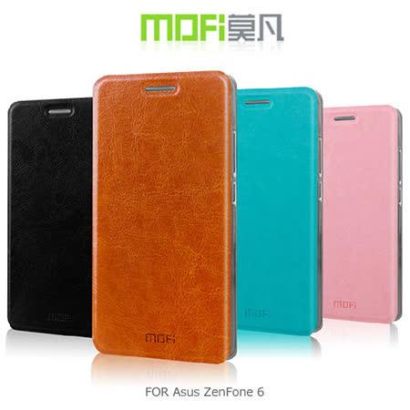 MOFI 莫凡 Asus ZenFone 6 睿系列側翻皮套