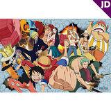 【P2 拼圖】海賊王系列 -新世界 HP01000-051 1000片 拼圖