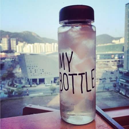 【PS Mall】韓國 日本 My bottle 隨行杯/水壺/水瓶/檸檬杯/冷水壺_2入(J014)