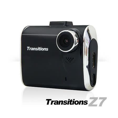 【全新福利品】全視線Z7 新一代國民機 1080P 超夜視行車紀錄器(霧黑)(送16G TF卡)