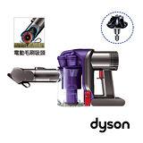 dyson DC34 animal 手持式吸塵器 限量福利品 {加贈床墊吸頭}