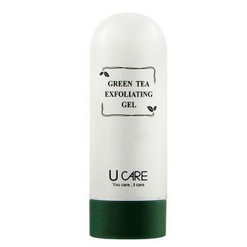 U CARE 綠茶去角質凝露 100ml
