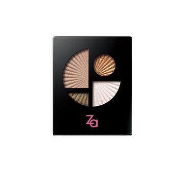 ZA金屬光寶石眼影盒GD241貝殼項鍊