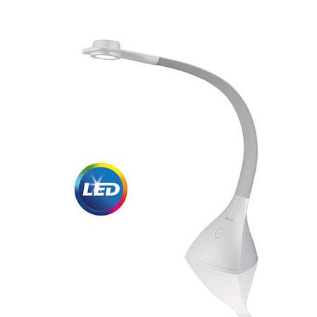 ◆PHILIPS◆飛利浦5W耀光LED檯燈(白色) 30077