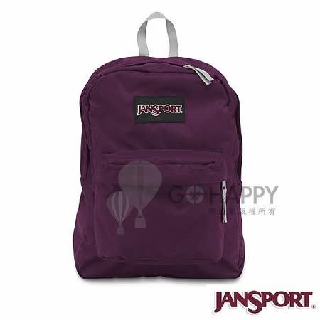 Jansport 25L 簡單休閒後背包(神祕紫)