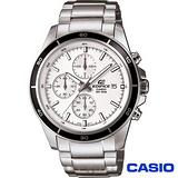 CASIO EDIFICE系列三眼計時功能腕錶 EFR-526D-7A