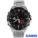 CASIO EDIFICE系列重感應雙顯賽車錶 ERA-200DB-1A