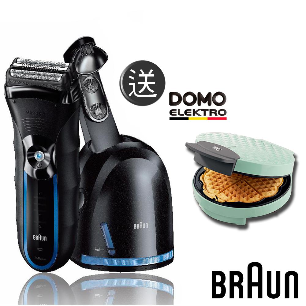 德國百靈BRAUN-3系列浮動三刀頭電鬍刀350cc