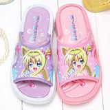 【童鞋城堡】真珠美人魚女生拖鞋PI1373
