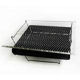 金德恩-第七代折疊拋棄式烤肉爐-(台灣MIT)專利產品