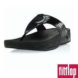 FitFlop™_(女款)WALKSTAR™ 3 (PATENT) -黑色