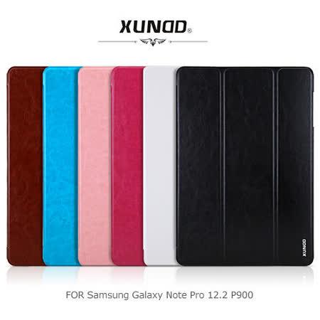 XUNDD 訊迪 Smsung Note Pro 12.2 P900 簡尚系列皮套