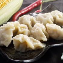 【上野物產】手工鮮蔬水餃(全素)*8包(540g±10%/30 粒/包)