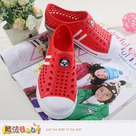 (購物車)魔法Baby~童鞋 超輕量兒童水陸兩用輕便鞋~sh4383