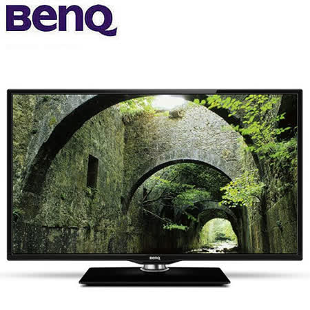 BenQ 32吋黑湛屏LED液晶顯示器+視訊盒(32RH5500)送HDMI線+聲寶桌扇