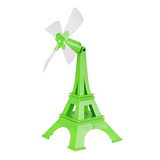 YASE USB巴黎鐵塔風扇(綠)