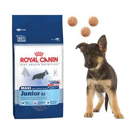 法國皇家AGR32《大型幼犬》飼料-4kg