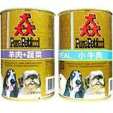 直捐徐春水狗場《猋綜合狗罐頭》均衡營養配方混搭48罐