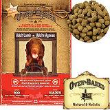 烘焙客Oven-Baked《羊肉+糙米》成犬配方(大顆粒) 27磅|12.3kg 送試吃包