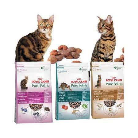 法國皇家PureFeline《四物補》貓飼料-1.5kg