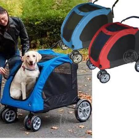 PET GEAR》PG8800 尊爵遠征寵物推車(2款顏色)