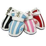 《PEPPETS》 三層防護寵物鞋(4) 4款顏色