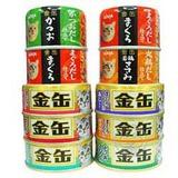 日本愛喜雅AIXIA》特惠金罐/高湯貓罐‧20罐隨機出貨
