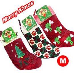 【好物分享】gohappy 購物網《道格》 寵物專用 圖案聖誕襪 M (3種圖案)哪裡買中 和 太平洋 百貨