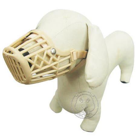 日本TK》塑膠固定狗口罩 (102) 2號