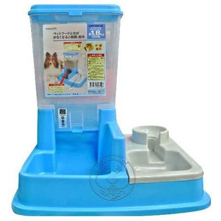 AMT350 阿曼特寵物專用自動餵食飲水器