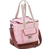 Petio《貓咪專用》外出車用袋 (粉紅色)