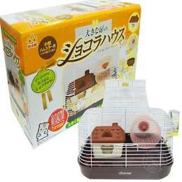 《GEX》巧克力莊園豪華鼠籠