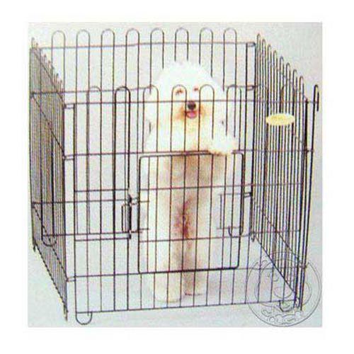 家~寵物圍片 黑鐵^(4片裝^)70^~70cm