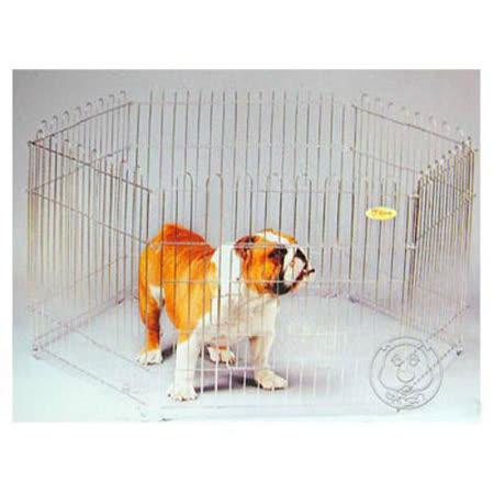 優質家》寵物圍片白鐵(6片裝)70*70cm