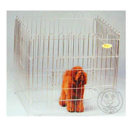 優質家》寵物運動圍片‧白鐵(4片裝)70*70cm