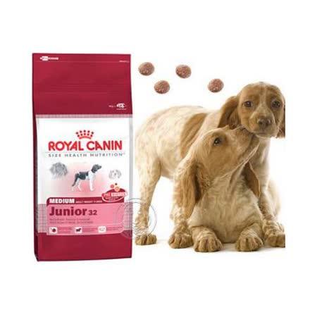 法國皇家AM32《中型幼犬》飼料-4kg