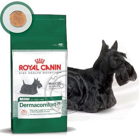 法國皇家PRDE26《小型好膚犬》飼料-2kg