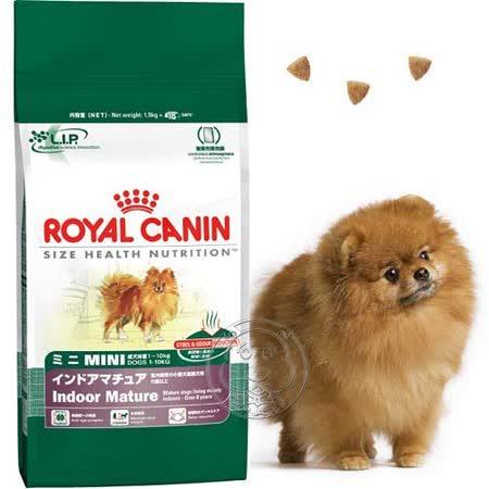 法國皇家PRIM+8《小型室內老犬》飼料-1.5kg
