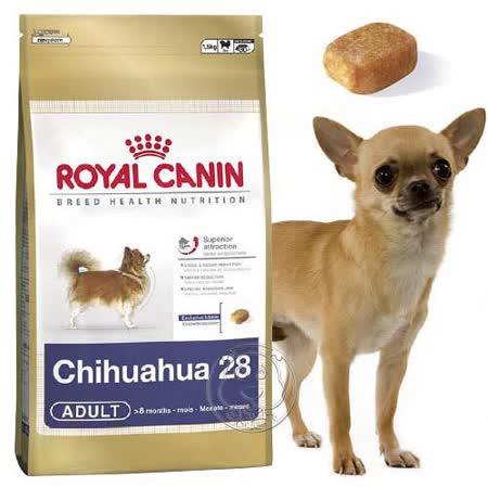 法國皇家PRC28《吉娃娃成犬》飼料-1.5kg