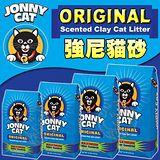 美國JONNY CAT《強尼貓砂》非凝結魔力粗貓砂 - 5lb/2.2kg
